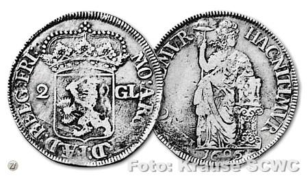 2 gulden 1695
