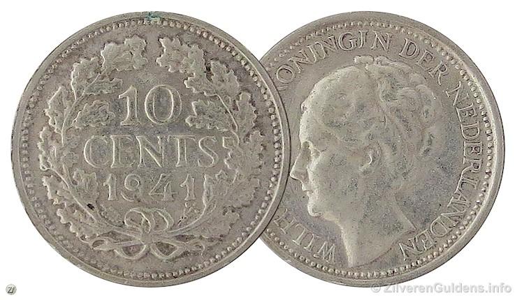 Dubbeltje - 10 cents